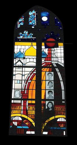 Kapel Van Celstinstituut raam 3   jpg