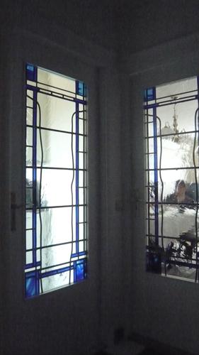 z 21 deuren glaswanden