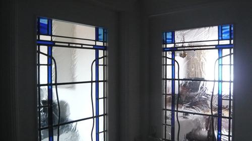z 23 deuren glaswanden