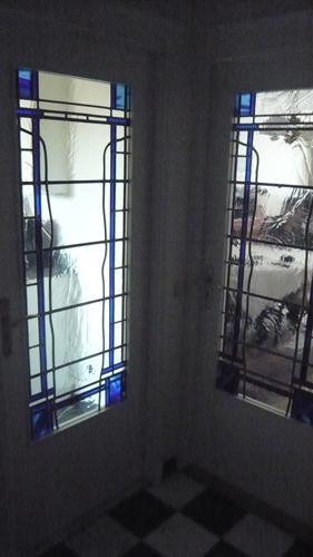 z 24 deuren glaswanden