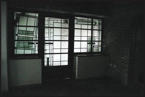 z 3 deuren glaswanden