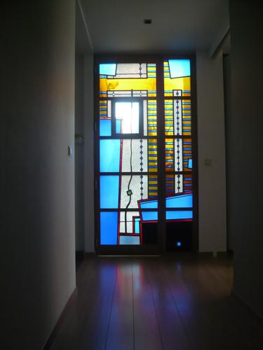 z 7 deuren glaswanden
