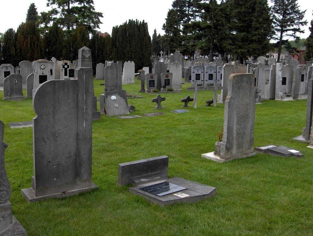 z 7 kerkhof na