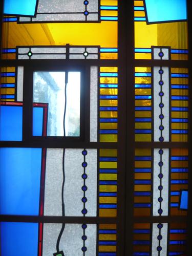 z 8 deuren glaswanden
