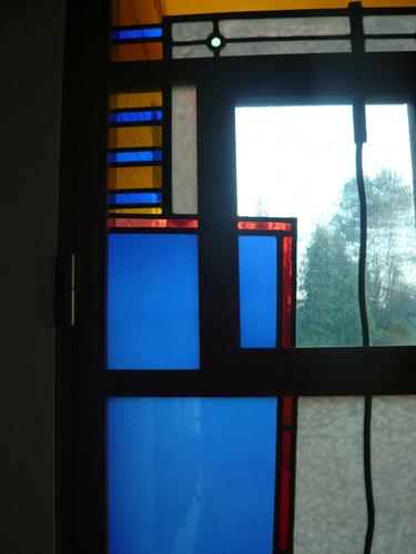 z 9 deuren glaswanden